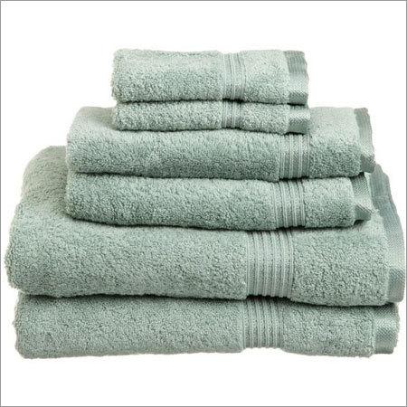 Six Pcs Set Towels