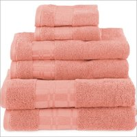 Six Pcs Set Towels