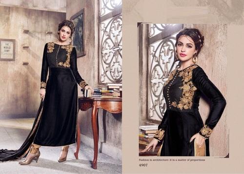 Designer Winter Salwar Suit Collection