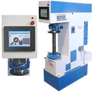 Computerised Rockwell cum Brinell Hardness Testing Machine