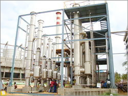 Evaporator Plant For Automobile Industries