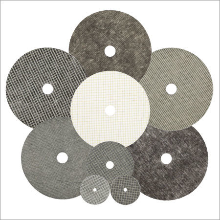 Fibre Glass Abrasive Disc
