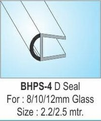 D SEAL (GLASS PLASTIC PROFILE)