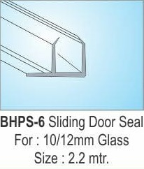 SLIDING GLASS DOOR SEAL (F SEAL)