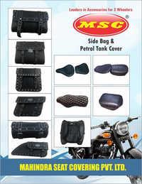 Side Bag & Petrol Tank Cover
