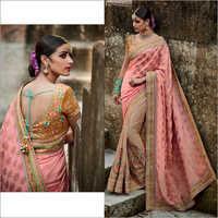 Heavy Designer Bridal Saree