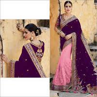 Bridal Party Wear Saree