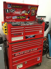 Welding, Tool Boxes