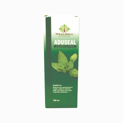 Herbal / Ayurvedic Cough Syrup
