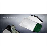 Plain Plastic Security Envelopes