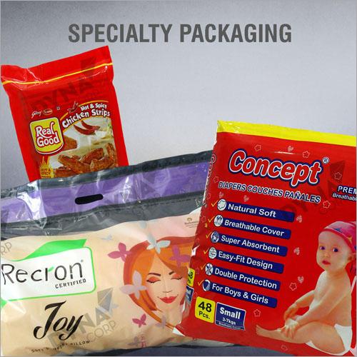 Plastic Specialty Packaging