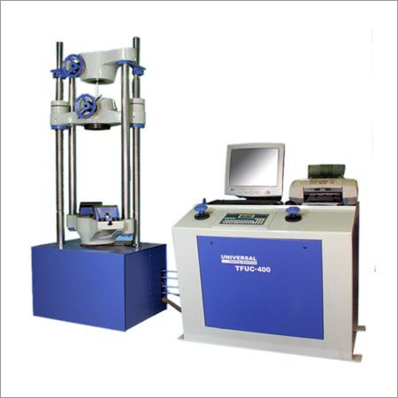 Universal Testing Machine - Computerized