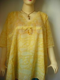 Women Cotton Kaftan