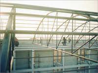 Steel Scaffolding Roof