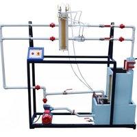 Venturi Meter & Orificemeter Calibration Set-up