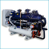 Air Cooled Semi Hermetic Condensing Unit