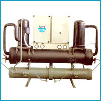 Low Temperature Scroll Condensing Unit