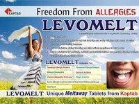 Levocetrizine Mouth Dissolving Tablets 5 mg
