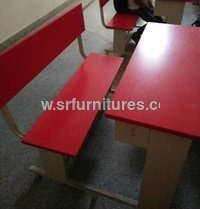 Red Dual Desk