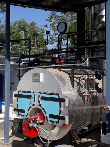 Oil & Gas Fired Steam Boiler