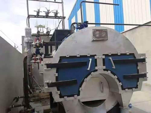 Smoke Tube Package Steam Boiler