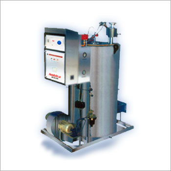 Oil-Gas - Thermic Fluid Heater