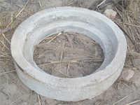 Round Manhole Frame