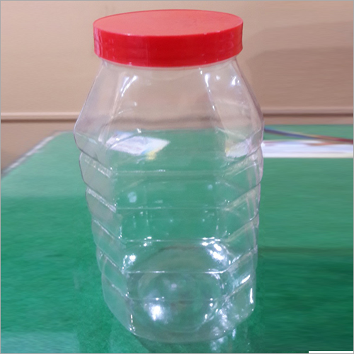 Pet Jar & Plastic Cap