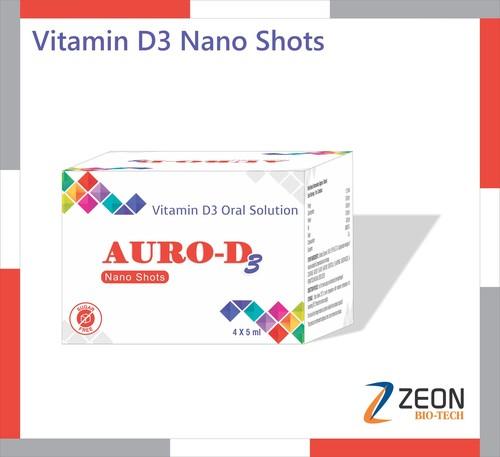 Vitamin D3 Nano Shots