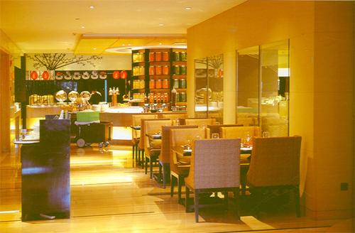 Hotel Cafeteria Furniture