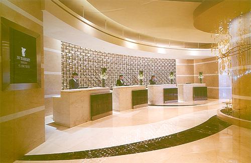 Hotel Reception Furniture
