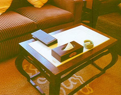 Hotel Center Table