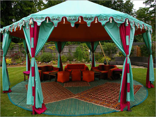 Indian Wedding Party Tent