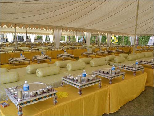 Maharani Canopy Party Tent