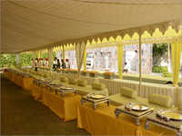 Maharani Canopy Party Tents