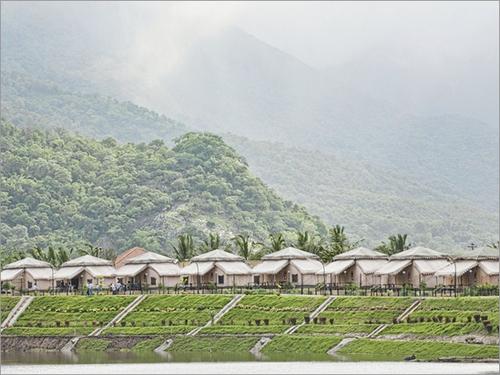 Pagoda Swiss Camping Tents