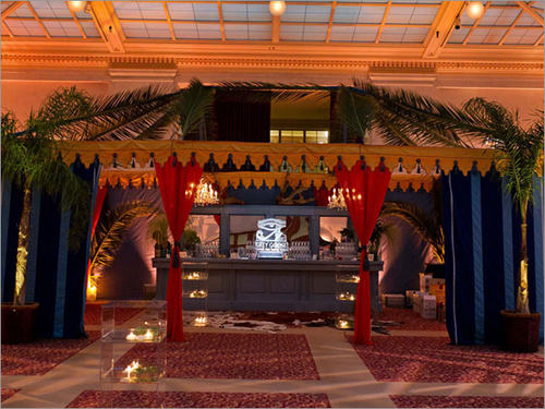 Rajhans Wedding Party Tent