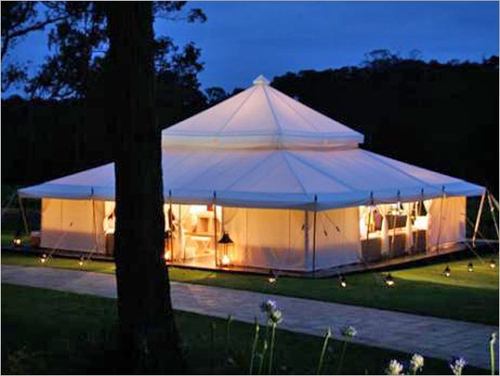Swiss Cottage Frame Tents