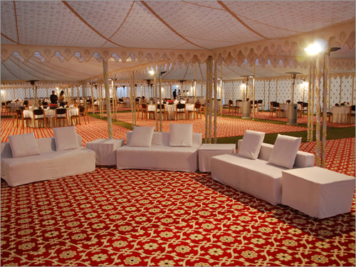VIP Canopy Party Tent