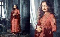 Designer Work Long Salwar Kameez