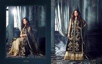 Designer Jacket Style Salwar Suit Online