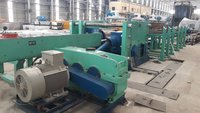 Drill Pipe Straightening Machine
