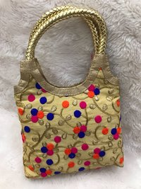 Embroidered Handycraft Handbag