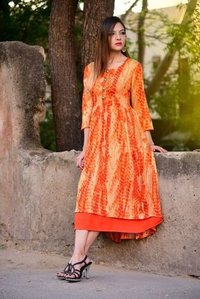 Fancy Modern Cotton Kurti