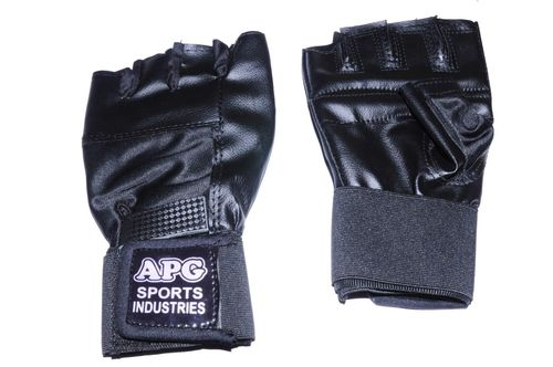 APG Weight Lifting Gloves (Black)