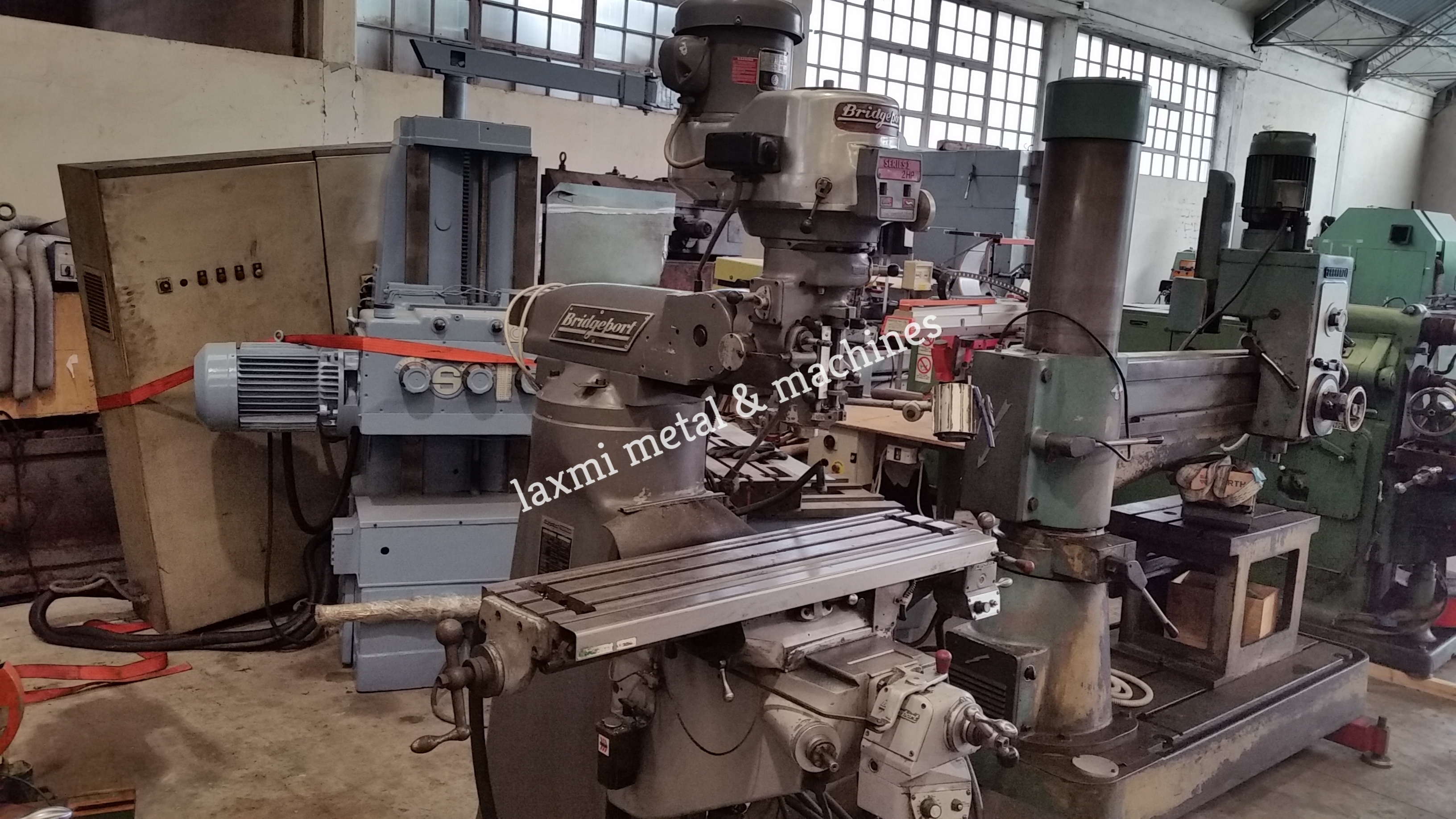 Milling Machine , BRIDGEFORT