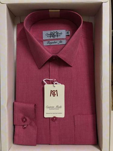 Men's Plain Formal Shirt