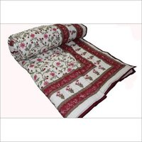 Jaipuri Printed Cotton Quilts