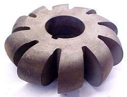 Convex Milling Cutter 63 X 6 Radius 27mm