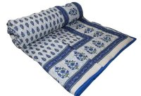 Pure Cotton Jaipuri Quilts